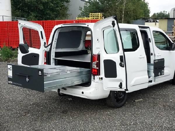 Bilde av Liten varebil